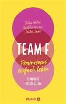 Wiebk Harms, Wiebke Harms, Liske Jaax, Juli Möhn, Julia Möhn - Team F