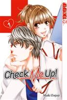 Maki Enjoji - Check Me Up!. .1