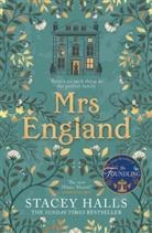 Stacey Halls - Mrs England
