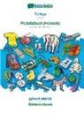 Babadada Gmbh - BABADADA black-and-white, Türkçe - Plattdüütsch (Holstein), görsel sözlük - Bildwöörbook