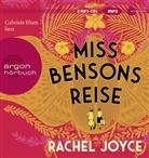 Rachel Joyce, Gabriele Blum - Miss Bensons Reise, 2 MP3-CDs. (Hörbuch)