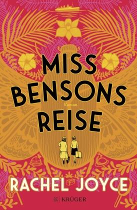 Rachel Joyce - Miss Bensons Reise - Roman