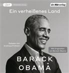 Barack Obama, Andreas Fröhlich, Barack Obama - Ein verheißenes Land, 4 MP3-CD (Hörbuch)