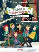 Anne-Kathrin Behl, Taschinski, Stefanie Taschinski, Anne-Kathrin Behl - Familie Flickenteppich 4. Wir freuen uns auf Weihnachten