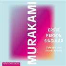 Haruki Murakami, Frank Arnold - Erste Person Singular, 4 Audio-CD (Hörbuch)