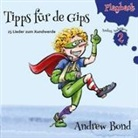 Andrew Bond, Stefan Frey - Tipps für de Gips, Playback (Hörbuch)