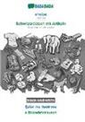 Babadada Gmbh - BABADADA black-and-white, shqipe - Schwiizerdütsch mit Artikeln, fjalor me ilustrime - s Bildwörterbuech