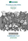 Babadada Gmbh - BABADADA black-and-white, Français avec des articles - Eesti keel, le dictionnaire visuel - piltsõnastik