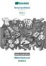 Babadada GmbH - BABADADA black-and-white, Schwiizerdütsch - Japanese (in japanese script), Bildwörterbuech - visual dictionary (in japanese script)