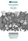 Babadada GmbH - BABADADA black-and-white, Schwiizerdütsch - Basa Jawa, Bildwörterbuech - kamus visual