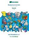 Babadada GmbH - BABADADA black-and-white, Deutsch mit Artikeln - Suomi, das Bildwörterbuch - kuvasanakirja