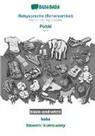 Babadada Gmbh - BABADADA black-and-white, Babysprache (Scherzartikel) - Polski, baba - Slownik ilustrowany
