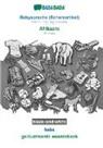 Babadada GmbH - BABADADA black-and-white, Babysprache (Scherzartikel) - Afrikaans, baba - geillustreerde woordeboek