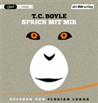 T. C. Boyle, TC Boyle, Florian Lukas - Sprich mit mir, 1 Audio-CD, MP3 (Hörbuch)