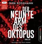 Dirk Rossmann, Ralf Hoppe - Der neunte Arm des Oktopus, 2 Audio-CD, MP3 (Hörbuch)