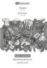 Babadada Gmbh - BABADADA black-and-white, Vlaams - Eesti keel, Beeldwoordenboek - piltsõnastik