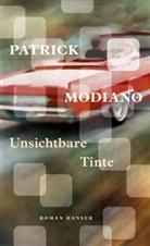 Patrick Modiano - Unsichtbare Tinte
