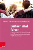 Christian Butt, Diete Niermann, Dieter Niermann, Olaf Trenn - Einfach mal feiern