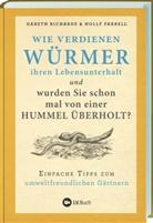Holly Farrell, Gareth Richards, L Buch, LV.Buch - Wie verdienen Würmer ihren Lebensunterhalt und wurden Sie schon mal von einer Hummel überholt?