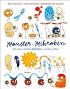 Geert Bouckaert, Mar Van Ranst, Marc Van Ranst, Sebastiaan van Doninck - Monster-Mikroben