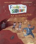 Per Gustavsson, Ander Sparring, Anders Sparring - Familie von Stibitz - Auf Golddiamanten-Jagd