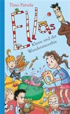 Timo Parvela, Sabine Wilharm - Ellas Klasse und der Wundersmoothie