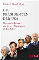 Christo Mauch, Christof Mauch - Die Präsidenten der USA