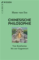Hans van Ess - Chinesische Philosophie