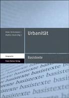 Pete Dirksmeier, Peter Dirksmeier, Stock, Mathis Stock - Urbanität
