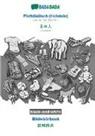 Babadada GmbH - BABADADA black-and-white, Plattdüütsch (Holstein) - Japanese (in japanese script), Bildwöörbook - visual dictionary (in japanese script)