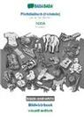 Babadada Gmbh - BABADADA black-and-white, Plattdüütsch (Holstein) - norsk, Bildwöörbook - visuell ordbok