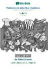 Babadada Gmbh - BABADADA black-and-white, Plattdüütsch mit Artikel (Holstein) - Armenian (in armenian script), dat Bildwöörbook - visual dictionary (in armenian script)