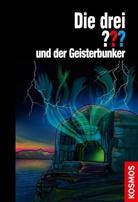 Ben Nevis, Silvia Christoph - Die drei ??? und der Geisterbunker
