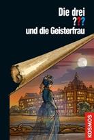Andreas Ruch, Silvia Christoph, Andreas Ruch - Die drei ??? und die Geisterfrau