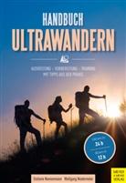 Wolfgang Niedermeier, Stefani Nonnenmann, Stefanie Nonnenmann - Handbuch Ultrawandern