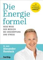 Alexander Rondeck - Die Energieformel