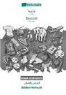 Babadada Gmbh - BABADADA black-and-white, Algerian (in arabic script) - Deutsch, visual dictionary (in arabic script) - Bildwörterbuch