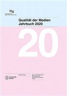 fög - Forschungsinstitut Öffentlichkeit und Gesellschaft - Jahrbuch Qualität der Medien 2020