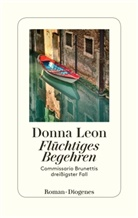 Donna Leon - Flüchtiges Begehren