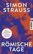 Simon Strauß - Römische Tage
