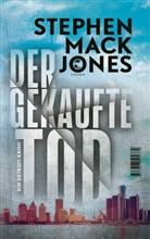 Stephen Mack Jones, Stephen Mack Jones - Der gekaufte Tod