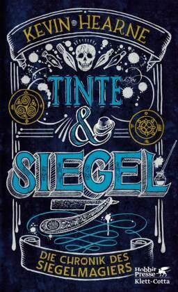 Kevin Hearne - Tinte & Siegel - Die Chronik des Siegelmagiers 1