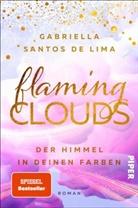 Gabriella Santos de Lima - Flaming Clouds - Der Himmel in deinen Farben