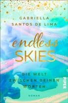 Gabriella Santos de Lima - Endless Skies - Die Welt zwischen deinen Worten