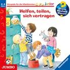 Doris Rübel, Marion Elskis, Vincent Richter - Wieso? Weshalb? Warum? junior. Helfen, teilen, sich vertragen, Audio-CD (Hörbuch)