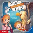 Michael Peinkofer, Uve Teschner - Die Farm der fantastischen Tiere. Einfach unbegreiflich!, 2 Audio-CD (Hörbuch)
