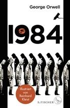 George Orwell, Reinhard Kleist - 1984