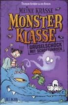 Thomas Krüger, Anton Riedel - Meine krasse Monsterklasse - Gruselschock mit Schottenrock