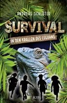 Andreas Schlüter, Stefani Kampmann - Survival - In den Krallen des Leguans