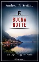 Andrea Di Stefano - Buona Notte - Ein Lago-Maggiore-Krimi